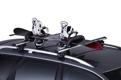 Thule Snowpro Uplifted 745 ski drager