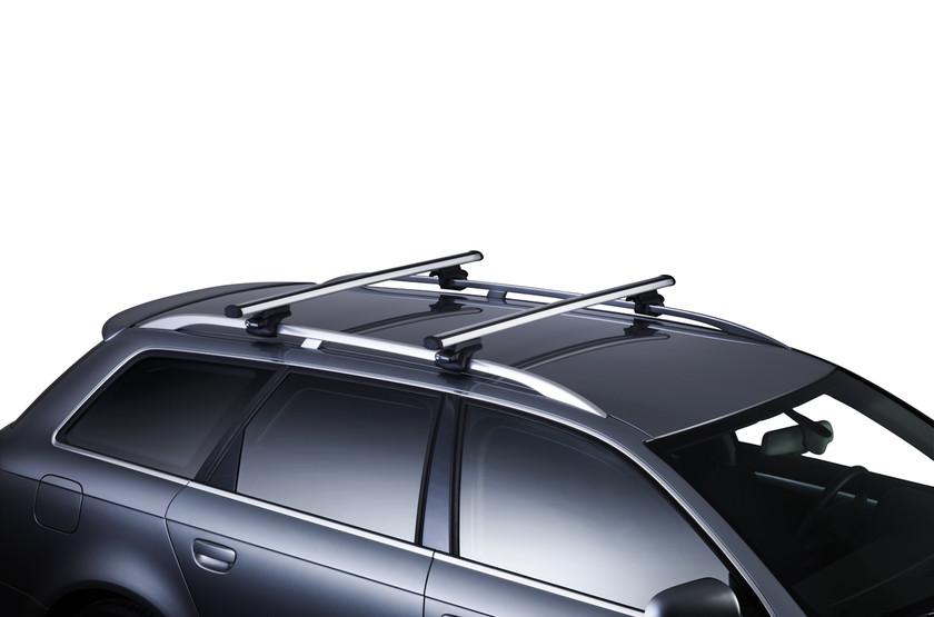Mazda 2 Roof Rack Installation